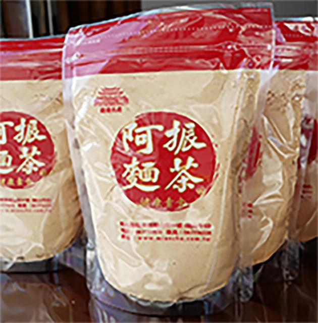 油蔥麵茶(葷)-夾鍊袋 2