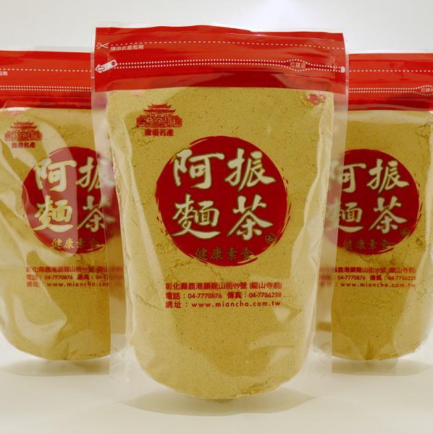 【無糖無油】原味麵茶-夾鍊袋 1